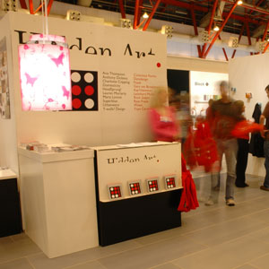 100 Percent Design Modular Exhibtion system Launch